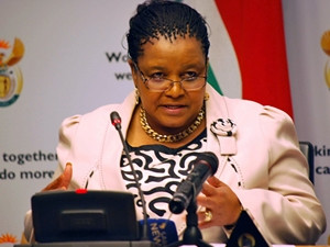 E-waste is growing at a rate three times faster than any other form of waste, says environmental affairs minister Edna Molewa.