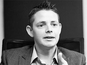 Heino Gevers, customer success manager, Mimecast.