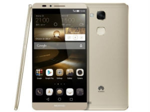 Huawei device users will be able to download a panic button app for security purposes.