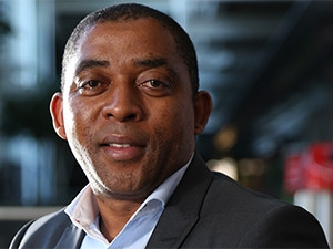 New SAA CEO Vuyani Jarana.