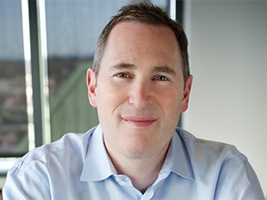 There would be no EC2 or AWS without the Cape Town team that developed it, says AWS CEO Andy Jassy.