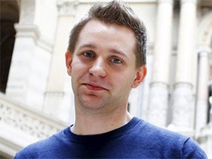 """Max Schrems, a student finishing his PhD in law, pursued a legal battle against mass US surveillance that resulted in a """"bombshell"""" ruling."""