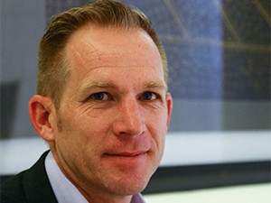 Neil Thorns, Informatica's  territory manager, sub-Saharan Africa