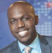 """The start-up culture in Africa is a """"side hustle"""", says NTV Kenya's Larry Madowo."""