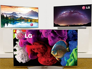 LG takes content just as seriously as TV technology and hardware, according to Brian Kwon, president and CEO of LG's Home Entertainment Company.
