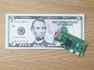 The Raspberry Pi Zero is the smallest, cheapest and fastest computer the company has produced so far.