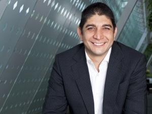Vodacom CEO Shameel Joosub.