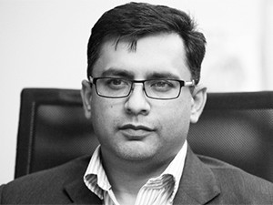 Shyam Ranchod, associate director, Deloitte Digital.