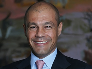 Zak Calisto, Cartrack's global chief executive officer.