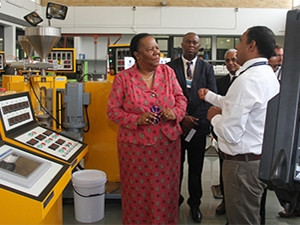 The new facility will allow South Africa to compete internationally in the production of nano-structured materials, according to the DST.