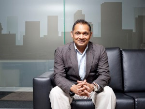 """Herman Singh, MTN's chief digital officer, says the groups will work together on innovation and new product offerings to help """"move into the new digital world""""."""