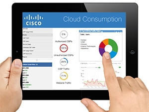 Cisco's Cloud Consumption as a Service helps companies manage software employees might download and use independently.