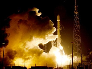 SpaceX, founded by South African-born Elon Musk, had one successful rocket landing after multiple failures.