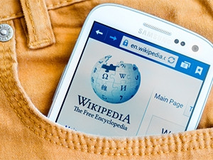 Additional funding is needed to further develop Wikipedia; for example, by making it more mobile-friendly, says co-founder Jimmy Wales.