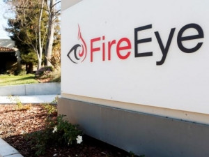 "Cyber security sales were boosted by ""emergency spending"" last year, says FireEye."