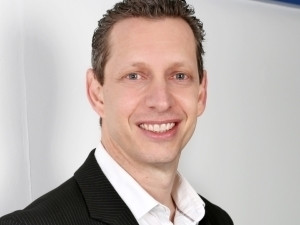 Kevin Derman, General Manager for Cloud and Hosting at First Distribution.