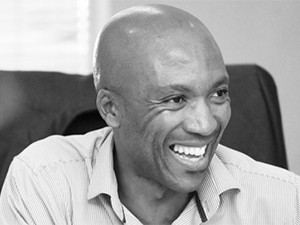 Nkosi Kumalo, executive head: Cloud and Hosted Services, Vodacom Business.