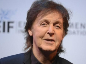 """Music legend Sir Paul McCartney says at first he thought Skype's request was a """"strange proposition""""."""