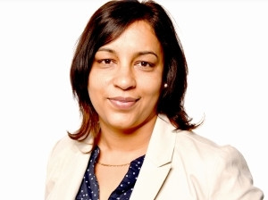 Shubna Harilal, Head of Horizontal & Future Solutions at T-Systems in South Africa