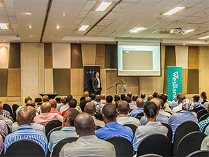 Uber SA GM Alon Lits addressed concerns from 400 of the top Uber driver-partners in Gauteng.