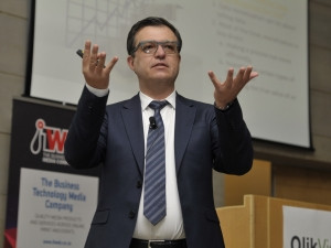Money is made in operations, says Dr Rado Kotorov, Information Builders.