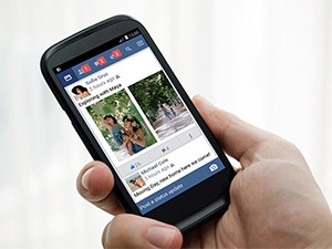 Facebook Lite is available on Android smartphones.