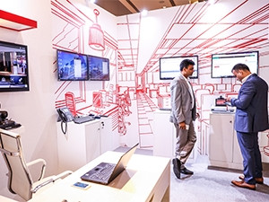 "The Avaya Technology Forum in Dubai features ""smart city"" showcases from public and private sector organisations."