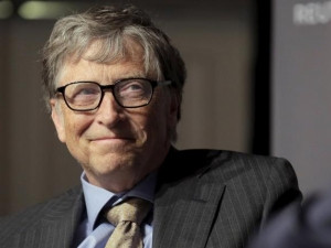 """Oxfam says while Bill Gates exemplifies how outsized wealth can be recycled to help the poor, """"big philanthropy"""" does not address the fundamental problem."""