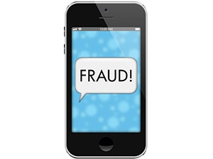 As more bank consumers migrate to online banking platforms, the risk of smart phones being compromised has also amplified, says Sabric.