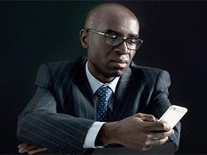 George Kalebaila, Data Corporation Sub-Saharan Africa.