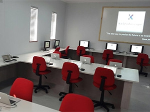 Kaleidoscope aims to train at least 400 students in the first year of the Apple Training Centre operation.