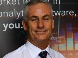 Murray de Villiers, Senior Manager: Global Academic Programme, SAS Institute.
