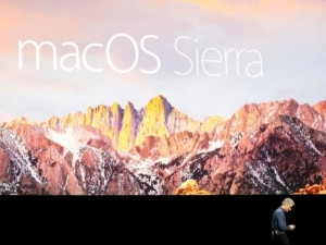Siri will be available on desktop and laptop computers for the first time with macOS Sierra.