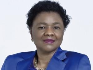 Telecoms deputy minister Hlengiwe Mkhize.