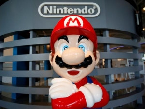 Nintendo is the company behind classic video games such as Mario.