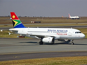OR Tambo is Africa's biggest and busiest airport, facilitating approximately 19 million passengers a year.