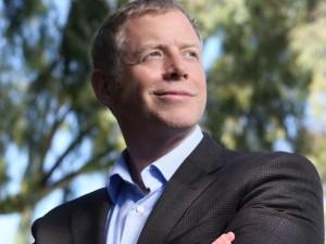 Scott Dietzen, CEO, Pure Storage.