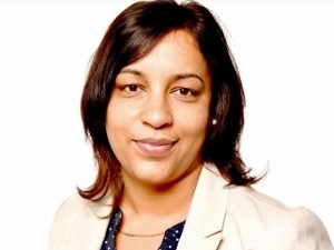Shubna Harilal, Head: DU SAP Solutions, Systems Integration at T-Systems South Africa.