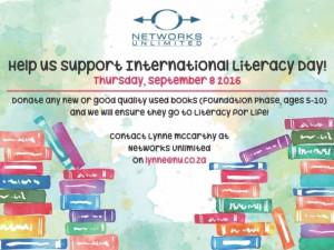 International Literacy Day (2016).