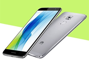 The new Nova Plus is a mid-range smartphone, which the company claims will last up to eight hours without charge.