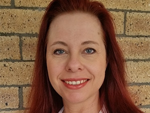 Maritza Curry, business intelligence manager at Woolworths ITS.