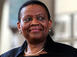 Pansy Tlakula was appointed chairperson of the Information Regulator last year.