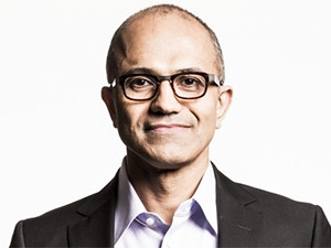 Microsoft wants to empower every person and institution with AI tools so they can solve the most pressing problems, says CEO Satya Nadella.