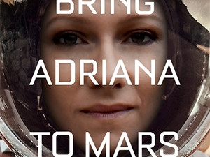 Dr Adriana Marais, researcher in quantum biology and Mars One Project astronaut candidate.