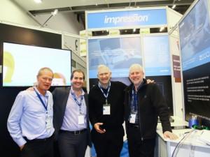 Colin Blommestein, Wessel Kok, Andrew Papastefanou and Philip van den Heever, Impression.