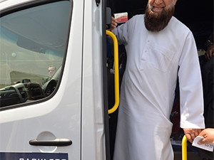 The cashless payment system brings disruptive innovation to the taxi industry, says Gauteng MEC for roads and transport Ismail Vadi.