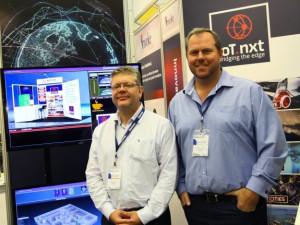 Nico Steyn and Bertus Jacobs, IoT.nxt