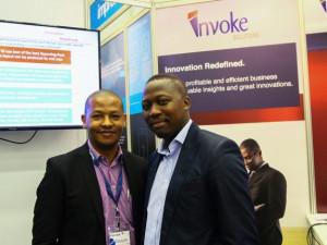 Shane Molale and Nthekgo Moroaswi, Invoke.