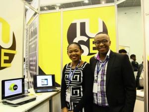 Thulisile Volwana and Sabelo Sibanda, Tuse.