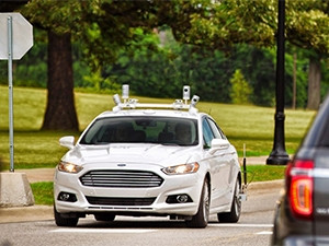 Ford says it will have its autonomous cars on the roads within the next five years.